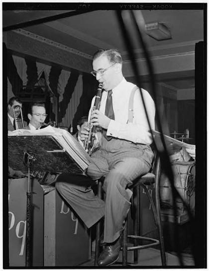 Benny Goodman Public Domain