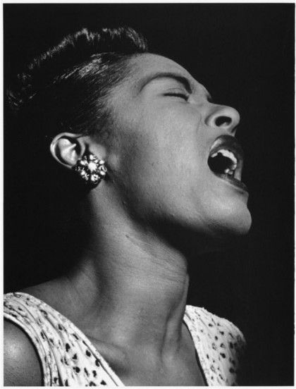 Billie Holliday Public Domain